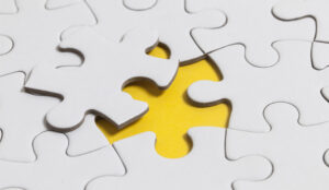 A picture of a puzzle piece