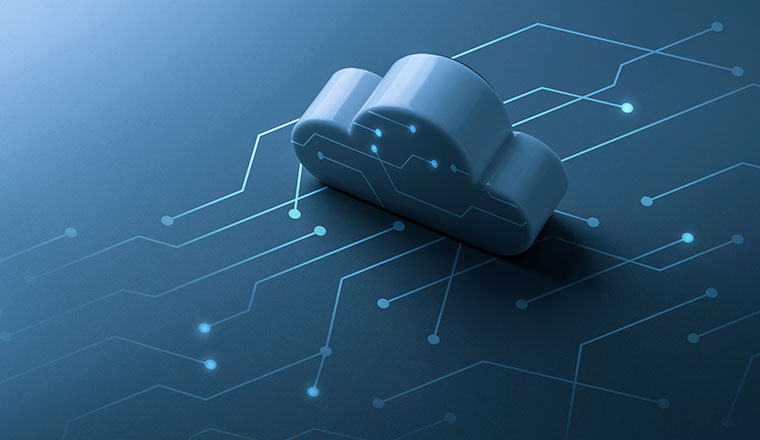 A picture of cloud tech