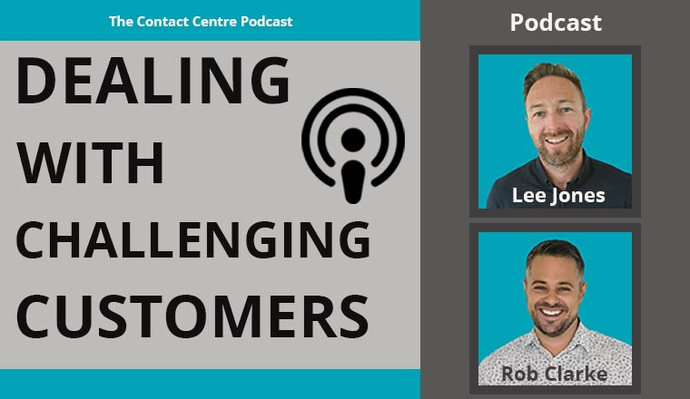 Rob Clarke and Lee Jones Podcast Artwork