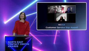 A photo of the 2020 NECCA Awards