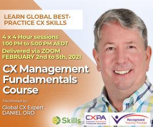 CX Master Class Event image