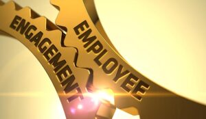 A picture of employee engagement cogs