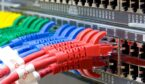Image of Network and UTP cables