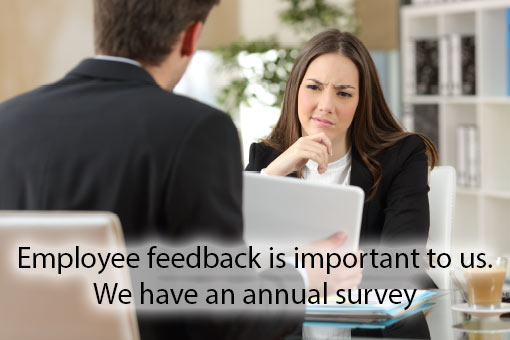 call centre meme about employee feedback