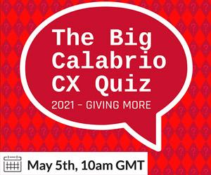 Calabrio May quiz banner