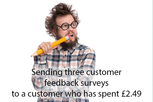 call centre meme about customer feedback