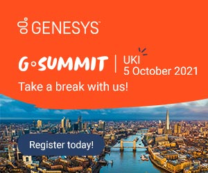 Genesys event banner