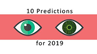 Webinar Slides: 10 predictions for 2019 by Martin Hill Wilson and Phil Davitt