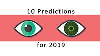 Webinar Slides: 10 predictions for 2019 by Martin Hill Wilson and Phil Davitt