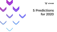 Phil Davitt Webinar Slides on 5 predictions for 2020