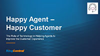 Webinar Slides: 5 Ways to get Agents to Improve Customer Experience by Jessica Smith
