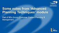 Webinar Slides: Excel Masterclass - Designing a Better Forecasting Spreadsheet by John Casey