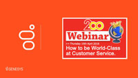 Webinar Slides: How to Be World Class at Customer Service by Mike Murphy