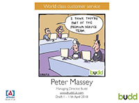 Webinar Slides: How to Be World Class at Customer Service by Peter Massey