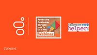 Mike Murphy webinar slides on proactive customer service