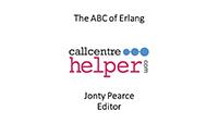 Jonty Pearce slides on the ABC of Erlang