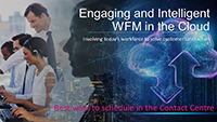 Paul Chance webinar slides on engaging and intelligent WFM in the cloud