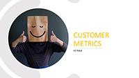 Jo Hale Webinar Slides on Customer Metrics