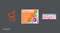 Mike Murphys Webinar Slides on the Latest in contact centre metrics