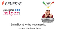 Webinar Slides: The Latest Thinking on Contact Centre Metrics by Morris Pentel